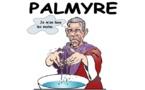 Le massacre de Palmyre