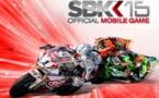 SBK 15 revient en appli
