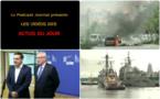 Les actualités en 3 vidéos du 22 juin 2015