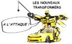 Les nouveaux Transformers