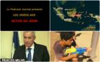 Les actualités en 3 vidéos du 30 juin 2015