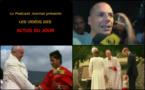 Les actualités en 3 vidéos du 6 juillet 2015