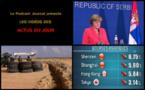 Les actualités en 3 vidéos du 9 juillet 2015