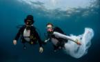 Mariage subaquatique