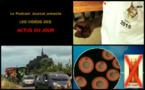 Les actualités en 3 vidéos du 21 juillet 2015