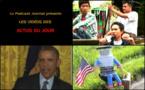 Les actualités en 3 vidéos du 4 août 2015