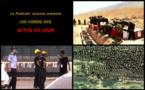 Les actualités en 3 vidéos du 14 août 2015