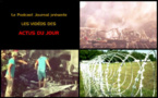 Les actualités en 3 vidéos du 13 août 2015