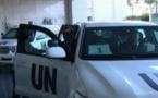 Syrie: Résolution des Nations unies sur les armes chimiques