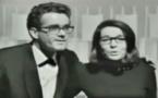 Chanson à la une - Quand on s'aime, par Nana Mouskouri et Michel Legrand