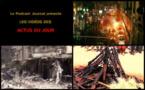 Les actualités en 3 vidéos du 18 août 2015