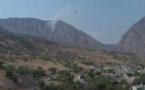 Frappes aériennes turques dans les montagnes de Kandil
