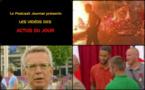 Les actualités en 3 vidéos du 24 août 2015