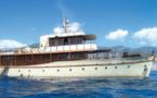 Le yacht de Folon aux enchères
