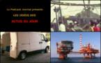 Les actualités en 3 vidéos du 31 août 2015