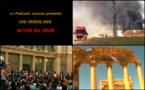 Les actualités en 3 vidéos du 1er septembre 2015
