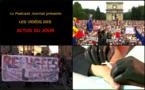 Les actualités en 3 vidéos du 7 septembre 2015
