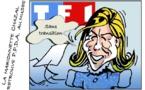 Disparition de Claire Chazal des écrans de TF1