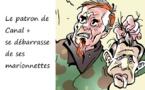 Les têtes tombent à Canal+