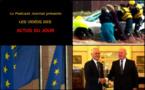 Les actualités en 3 vidéos du 15 septembre 2015