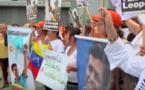 Venezuela: condamnation du leader de l'opposition
