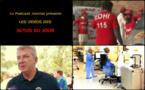 Les actualités en 3 vidéos du 18 septembre 2015