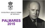 La saison des prix de la Fondation Prince Pierre