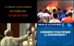 Les actualités en 3 vidéos du 22 septembre 2015