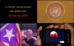 Les actualités en 3 vidéos du 28 septembre 2015