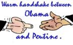 Poignée de main symbolique