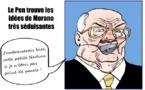 Nadine Morano séduit Le Pen