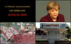Les actualités en 3 vidéos du 15 octobre 2015