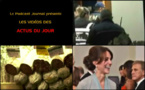 Les actualités en 3 vidéos du 27 octobre 2015