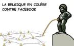 Les Belges contre Facebook