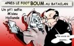 Hollande face à la mort