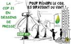 La COP 21 en dessins de presse