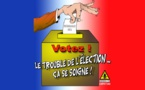 Troubles de l'élection