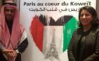 Attentats de Paris: un élan de solidarité venu du Koweït