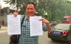Chine: verdict de culpabilité à l'encontre d'un avocat des droits humains