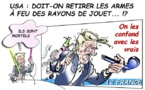 Fausses armes vraies blessures