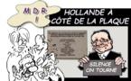 Hollande à côté de la plaque