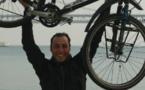 Gürkan Genç, le cycliste globe-trotter
