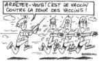 Vaccinés contre les vaccins