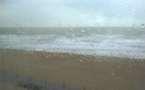 Tempête au nord, neige au sud, la Belgique frissonne
