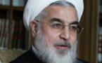 La visite du président iranien en France