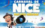 Le roi des médias à l'honneur au carnaval de Nice
