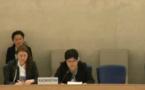 Les victimes de torture au Kazakhstan