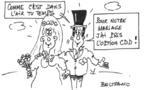 Mariage en CDD