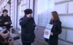 Russie: attaque contre des journalistes et des militants