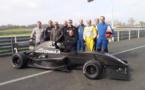 Olivier Dupard remporte le premier Volant Euroformula Senior